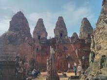 Angkor Archaeological Park - Pre Rup 2