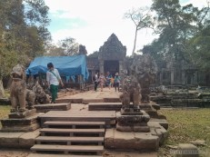 Angkor Archaeological Park - Preah Khan 3