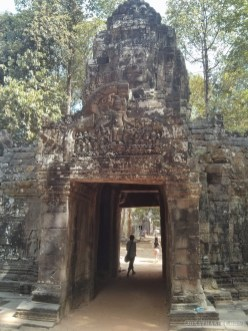 Angkor Archaeological Park - Ta Som 1