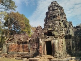 Angkor Archaeological Park - Ta Som 2