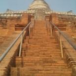 Bagan - Shwesandaw sunset temple 3
