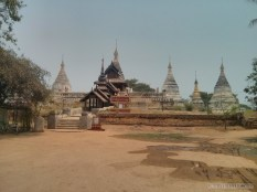 Bagan - unnamed temple 4
