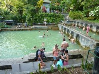 Bali travel - Banjar hot springs 2
