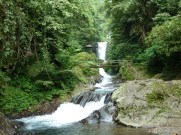 Bali travel - waterfall 3