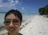 Bohol - hidden beach portrait 3