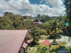 Bohol tour - Baclayon church view