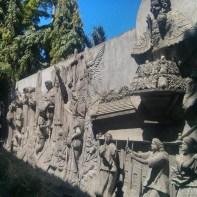 Cebu - Basilica of Santo Nino de Cebu wall mural