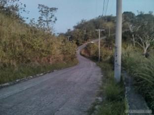 Cebu - Tops road