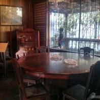 Cebu - casa gorordo dining room