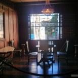 Cebu - casa gorordo sitting room