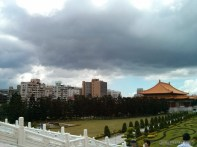 Chiang Kai-Shek memorial - landscape 2