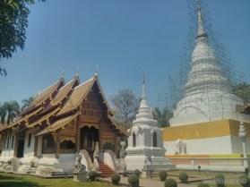 Chiang Mai - Wat Pra Singh 2