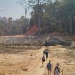 Chiang Mai trekking - day 2 trail 1