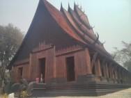 Chiang Rai - black house building 6
