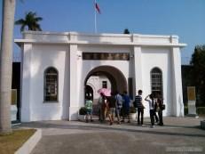 Chiayi - Chiayi old jail