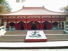 Chiayi - Chiayi park Confucian temple