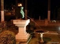 Chiayi - Chiayi park peeing statue