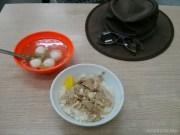 Chiayi - turkey rice and soup 2