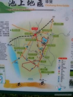 Chishang - bicycle path
