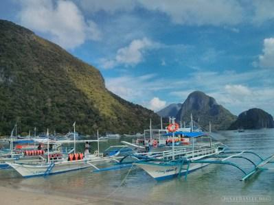 El Nido - beach 1