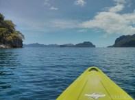 El Nido - kayaking 2