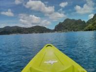 El Nido - kayaking 3