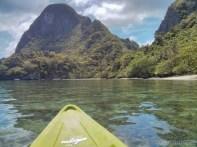 El Nido - kayaking 4