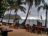El Nido - las cabanas after storm 1