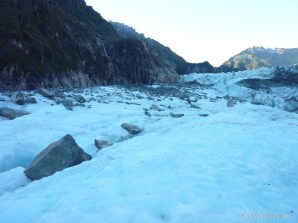 Fox Glacier - scenery 2
