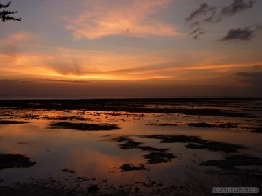 Gili Trawangan - sunset 4