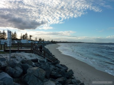 Gold Coast - Byron bay scenery 1