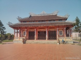 Hoi An - Chinese temple 4