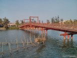 Hoi An - biking bridge