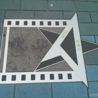 Hong Kong - Avenue of Stars Jet Li