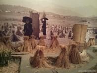 Hong Kong - Museum of History farming