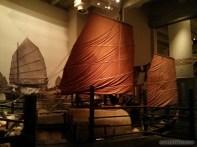 Hong Kong - Museum of History junk