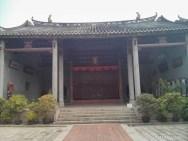 Hong Kong - Pingshan temple
