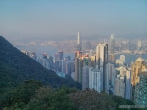 Hong Kong - Victoria peak view 3