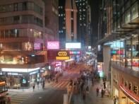 Hong Kong - central nightlife