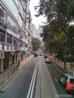 Hong Kong - trolley ride 6