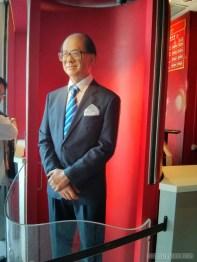 Hong Kong - wax museum