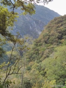 Hualien - Taroko hiking view 1