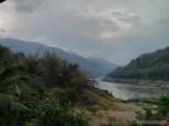 Huay Xai to Luang Prabang - Pakbeng morning view 4