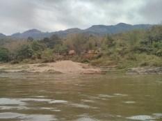 Huay Xai to Luang Prabang - day 2 scenery 10