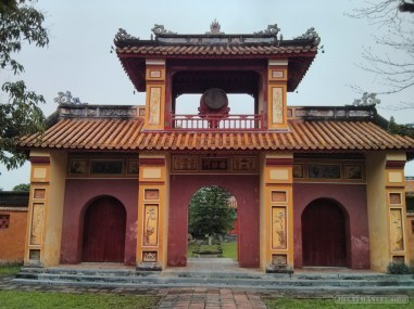 Hue - Citadel chinese architecture 2