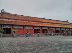 Hue - Citadel chinese architecture 3