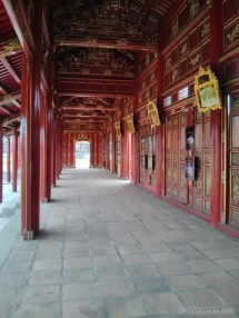 Hue - Citadel chinese architecture 5
