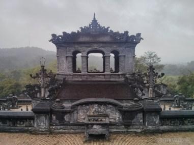 Hue - Khai Dinh tomb 5