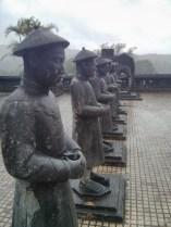 Hue - Khai Dinh tomb 8