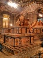 Hue - Khai Dinh tomb throne